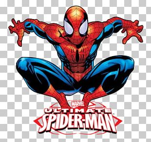 Ultimate Spider-Man Superhero PNG