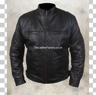Leather Jacket Coat Fonzie PNG