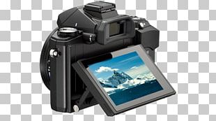 Olympus Stylus 1 Camera Lens Point-and-shoot Camera Photography PNG