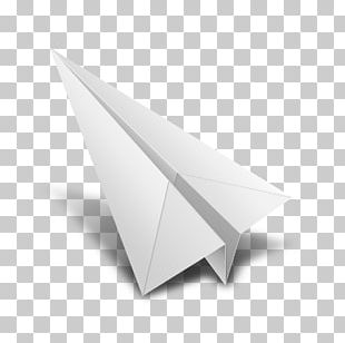 Paper Plane Airplane Aircraft Flight PNG