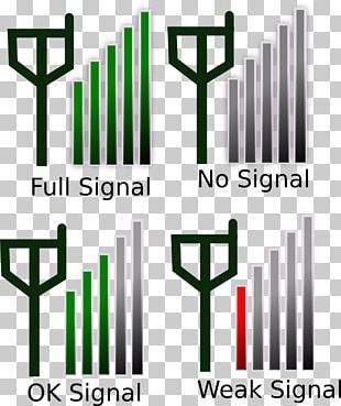 Signal Strength In Telecommunications Computer Icons PNG