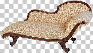 Chaise Longue Table Chair Fainting Couch Foot Rests PNG
