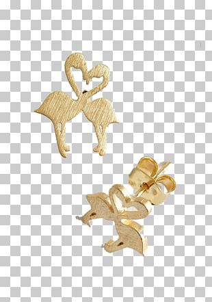 Earring Gold Jewellery Fashion Accessory Pin PNG