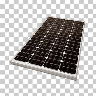 Solar Panels Monocrystalline Silicon Sukam Solar Panel 100 Watt PNG