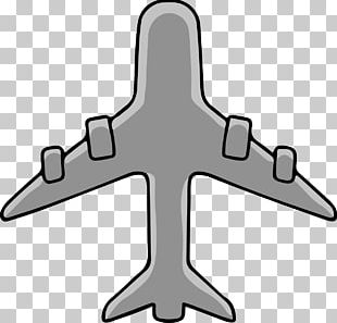 Airplane Aircraft Helicopter PNG