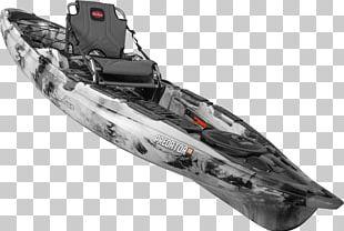 Predator Canoe Sit-on-top Kayak Ocean Kayak Prowler 13 Angler PNG
