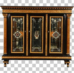 Antique Furniture Buffets & Sideboards Table PNG