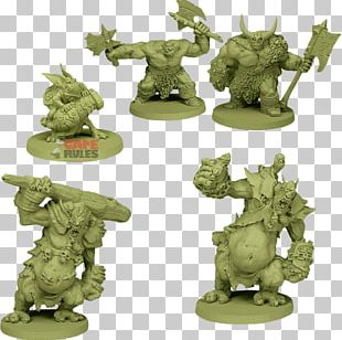 Board Game CMON Limited Miniature Figure Goblin PNG