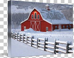Barn Farm Printing Canvas Ranch PNG