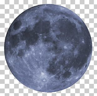 Supermoon Full Moon PNG