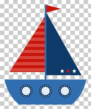 Maritime Transport Sailboat PNG