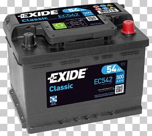 Auto Bonus 24 Exide Technologies S.A. Rechargeable Battery Technical Standard Capacitance PNG