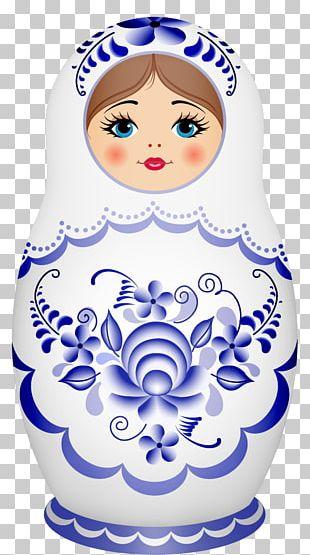 Russia Matryoshka Doll Stock Photography PNG