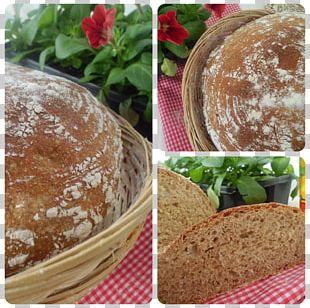 Rye Bread Baking Recipe PNG