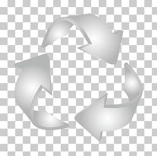 Recycling Symbol Arrow PNG