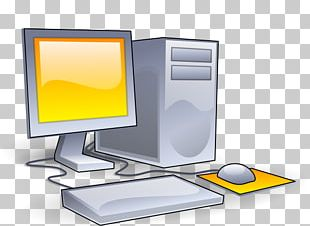 Desktop Computer Scalable Graphics PNG