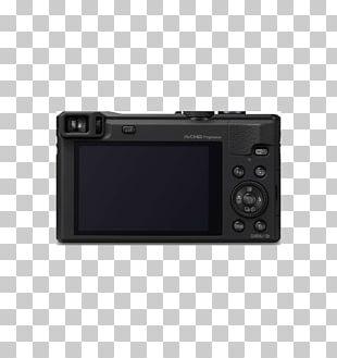 Panasonic Lumix Point-and-shoot Camera Electronic Viewfinder PNG