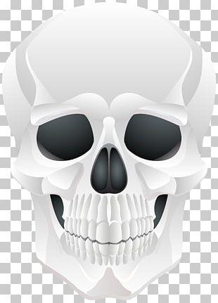 Halloween Skull PNG