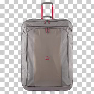 Hand Luggage Delsey Baggage Suitcase Trolley PNG