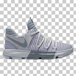 Nike Zoom Kd 10 Basketball Shoe Foot Locker PNG