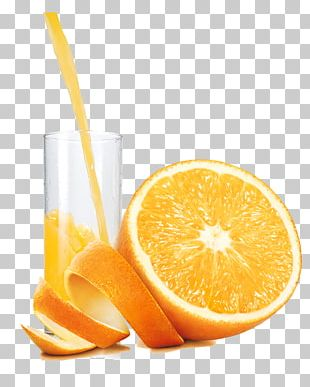 Orange Juice Peel Orange Drink PNG