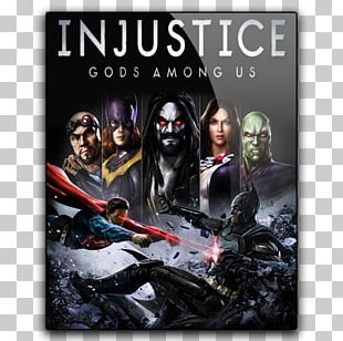 Injustice: Gods Among Us Injustice 2 Xbox 360 Video Game PlayStation 3 PNG