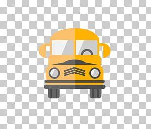 School Bus Euclidean PNG