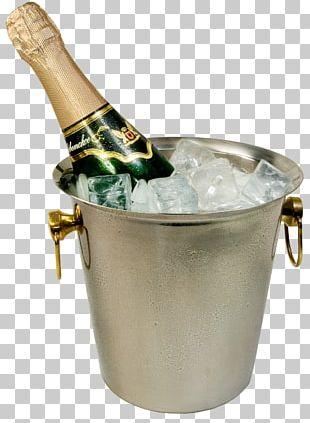 Beer Champagne Bottle PNG