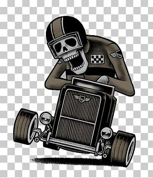 Car Motor Vehicle Skull Art Automotive Design PNG