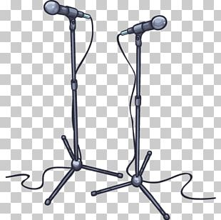 Microphone Stands Guitar Amplifier Audio Engineer PNG