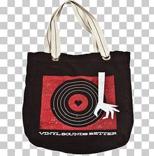Tote Bag Music Phonograph Record Crosley Radio Handbag PNG