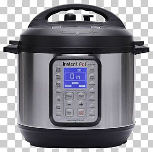 Instant Pot Duo Plus 9-in-1 Pressure Cooking Slow Cookers Multicooker PNG