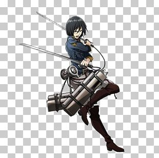 Mikasa Ackerman Eren Yeager A.O.T.: Wings Of Freedom Armin Arlert Levi PNG