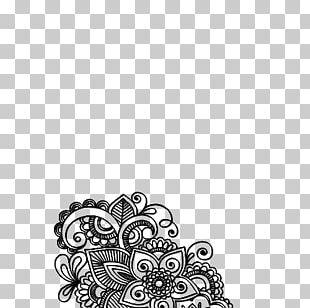 Tattoo Mehndi Henna Sticker PNG