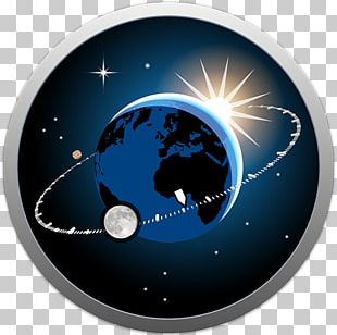 Earth Astronomical Clock Android Astronomy Time PNG
