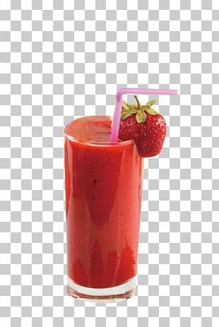 Strawberry Juice Orange Juice Apple Juice PNG