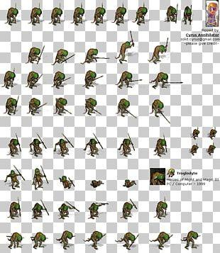 Heroes Of Might And Magic III Might & Magic Heroes VII Troglodyte Caveman PNG