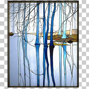 Window Stained Glass Glass Art PNG