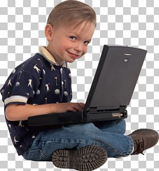 Laptop Computer Child Information Technology PNG