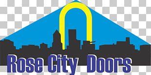 Logo Portland Brand City PNG