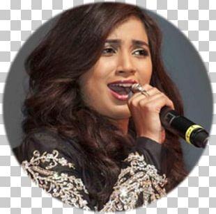 Shreya Ghoshal Playback Singer Filmfare Awards Bollywood PNG