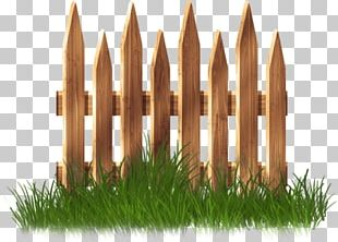 Fence Lawn Garden PNG