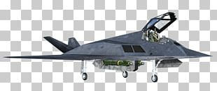 Fighter Aircraft Radio-controlled Aircraft Airplane Stealth Aircraft PNG