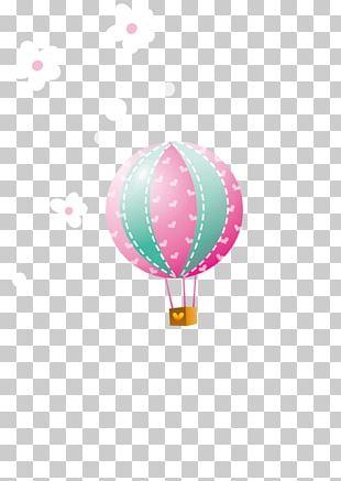 Hot Air Balloon Helium Aerostat PNG