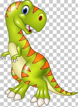 Tyrannosaurus Velociraptor Stegosaurus Dinosaur PNG