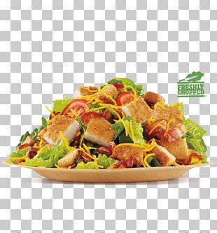 Caesar Salad Chicken Salad Burger King Grilled Chicken Sandwiches Hamburger PNG