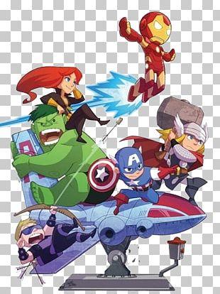 Iron Man Hulk Nick Fury Black Widow Clint Barton PNG