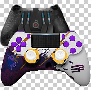 Game Controllers Joystick Video Game Consoles Video Games ScufGaming PNG