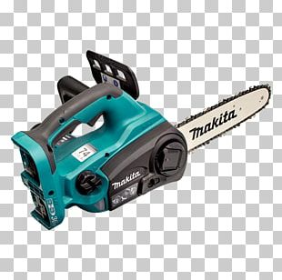 Makita Battery Chainsaw DUC302 Cordless Tool PNG