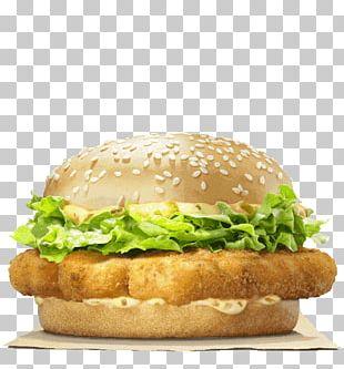 Hamburger Burger King Specialty Sandwiches Veggie Burger Fish Sandwich PNG